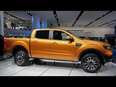2019 Ford Ranger: Ford returns to midsize pickup truck fight
