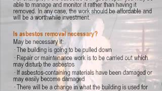 Choosing an Asbestos Removal Contractor in  - How To Choose The Best in Glasgow