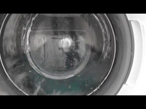Samsung washing machine Daily wash part 2 start 1st rines