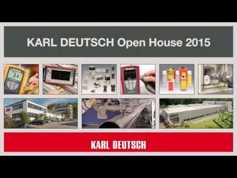 KARL DEUTSCH Open House 2015