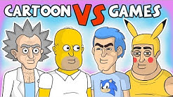 VIDEO GAMES and CARTOONS Biggest Fans