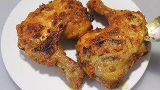 Resep Ayam Bakar Rumah Makan Padang