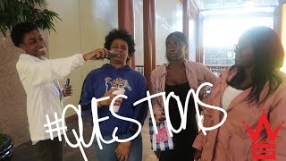 WORLDSTARHIPHOP QUESTIONS | Mall Edition #1