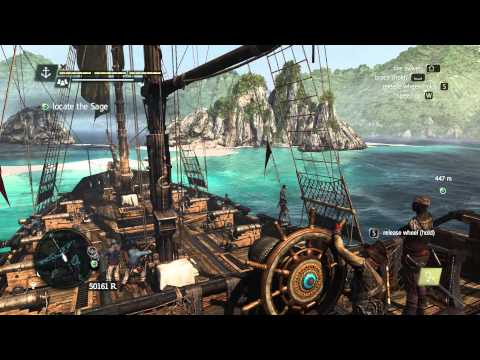 Assassin's Creed IV  Black Flag West African Coast