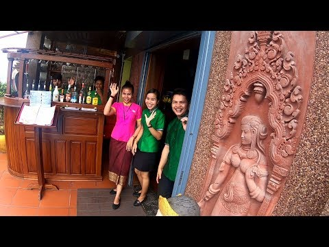 OKAY BOUTIQUE HOTEL, HOTEL REVIEW, PHNOM PENH CAMBODIA