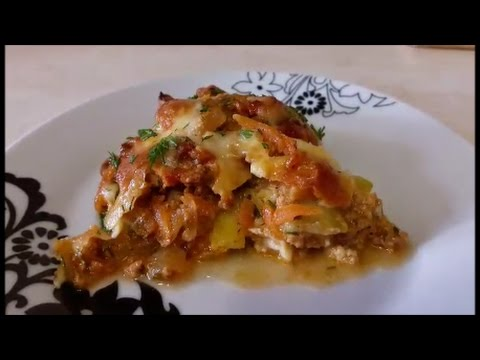 Вегетарианские вторые блюда - рецепты с фото