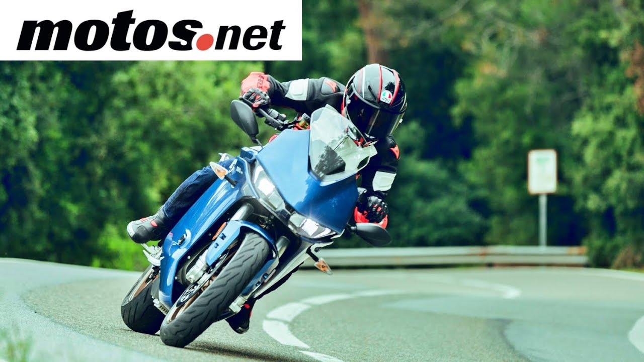 Zero SR/S 2020 | Prueba eléctrica / Test / Review en español | motos.net