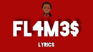 Lil Wayne - FL4M3$ Lyrics Ft Lil Tune