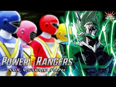 Power Rangers | The Psycho Path Parte 1: El Regreso De Los Psycho Rangers