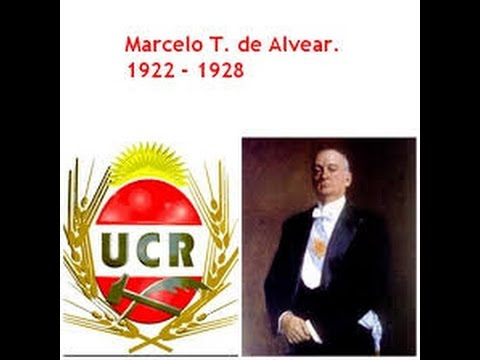 Marcelo t de alvear youtube for Marcelo t de alvear 1695