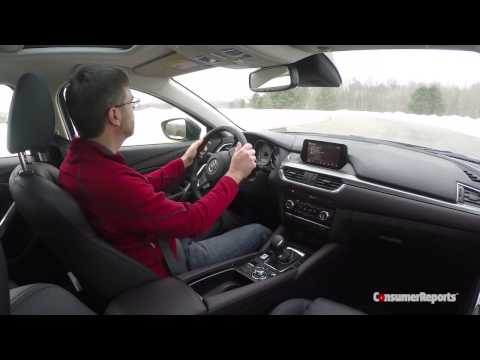Courtenay Mazda: 2016 Mazda6 Quick Drive | Consumer Reports