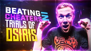 Destiny: Destroying CHEATERS in Trials of Osiris!