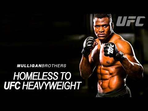 Francis Ngannou- From Homeless To UFC - Motivational Video (MOST INSPIRING!)