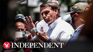 Bolsonaro supports Trump's claim of fraud in the election