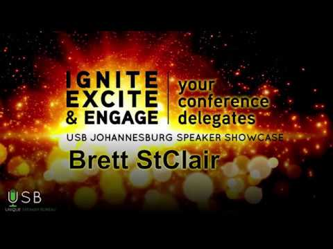 Speaker Brett StClair - Digital Maverick - A-Speakers