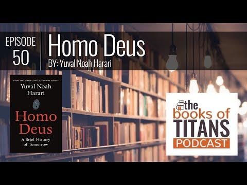#50: Homo Deus by Yuval Noah Harari