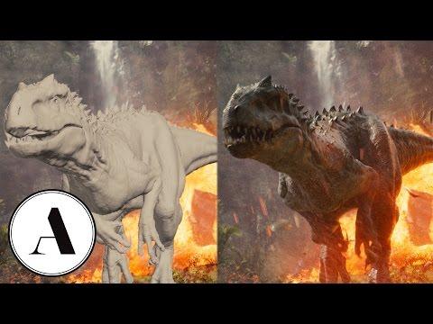 'Jurassic World' Visual Effects - Variety Artisans