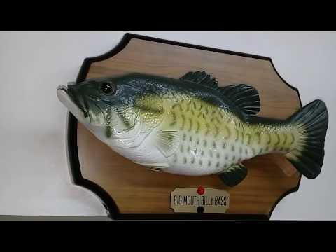 Gemmy Singing Fish -