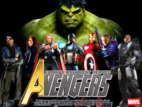 The Avengers - Soundtrack - The Avengers