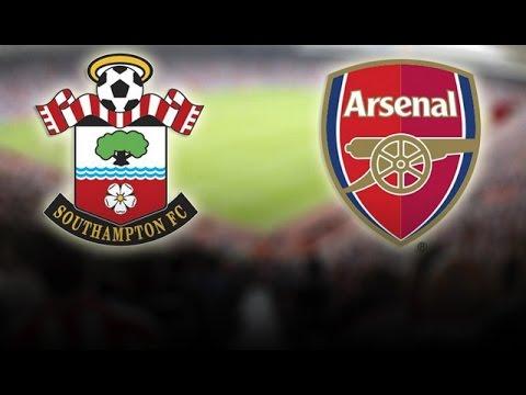 Саутгемптон — Арсенал 16 декабря, футбольный матч