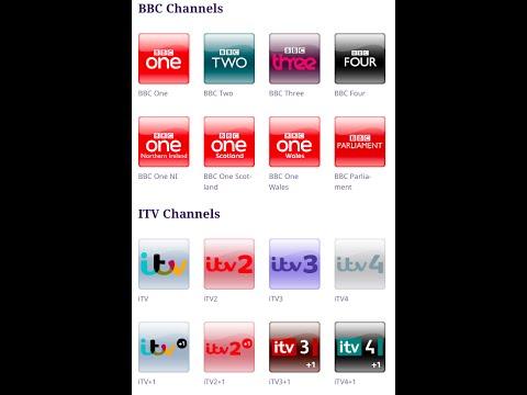 Watch British TV Channels Online FREE!