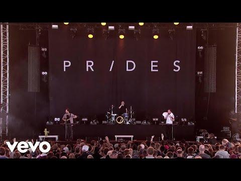 Prides - Little Danger - Live At Glastonbury 2015