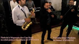 Florin De La Mogosoaia - placerea mea ( live casa rustic 2017)