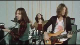 Rare 1970 film of the Humble Pie.