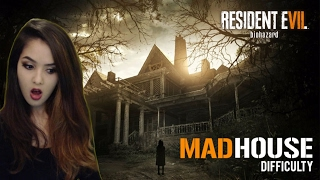 Resident Evil 7: BIOHAZARD   MADHOUSE HARDEST DIFFICULTY    PART ONE