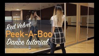 Download Lagu Red Velvet 레드벨벳 '피카부 (Peek-A-Boo)' _ Lisa Rhee Dance Tutorial Mp3