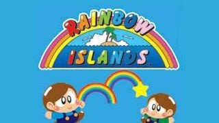 NES Classics 025 - Rainbow Islands