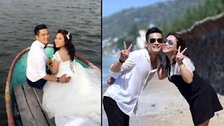 Hoàng Anh kết hôn với bạn gái Việt kiều sau một năm yêu xa - Tin Tức Sao Việt