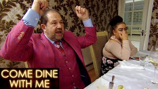 Giovanni Remembers Tom Jones & Pavarotti Eating At His Restaurant | Come Dine With Me