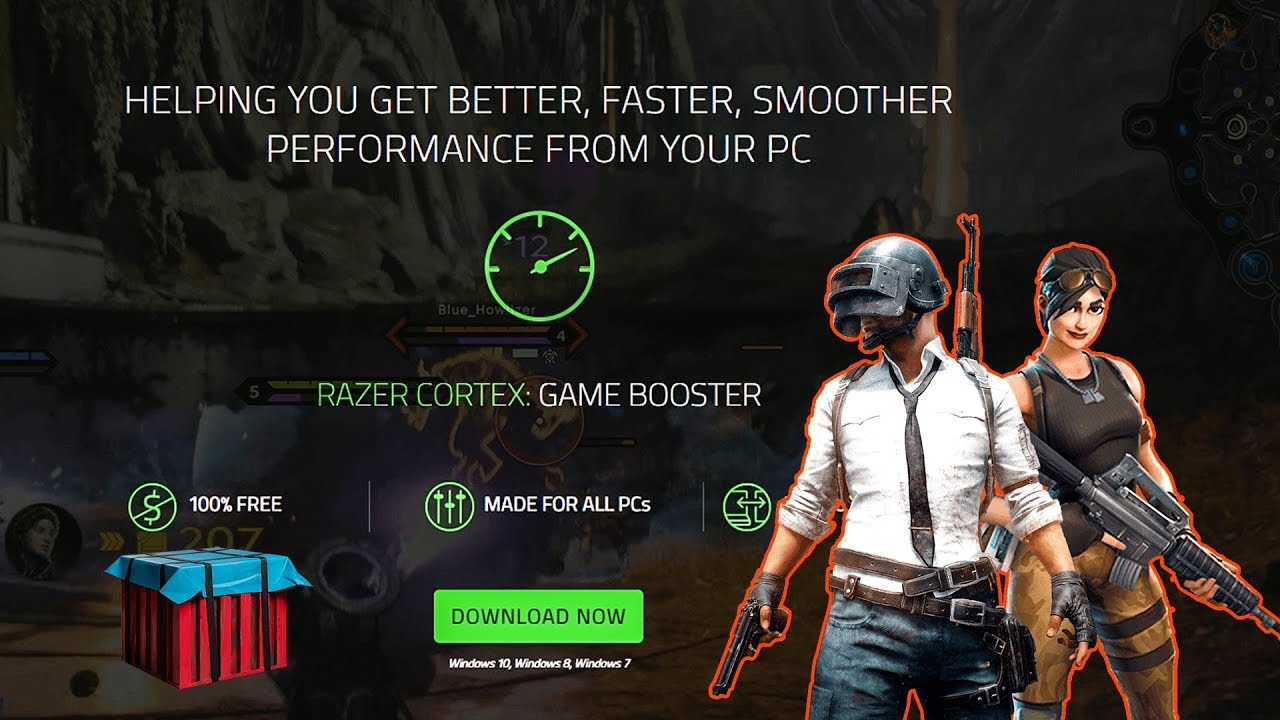 BEST GAME BOOSTER FOR PC | PUBG MOBILE TENCENT EMULATOR | 💯% LAG FIX ✅  ROHENDRA VARMA