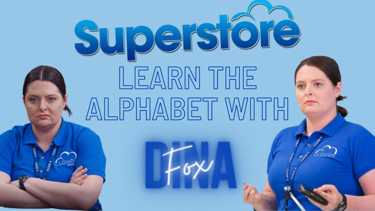 Download Learn the Alphabet with Dina Fox