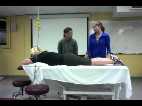 Hip Objective Exam