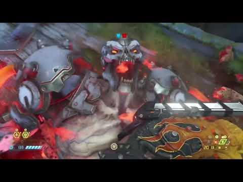 Doom Eternal ancient gods part I | Slayer Gate | UAC |
