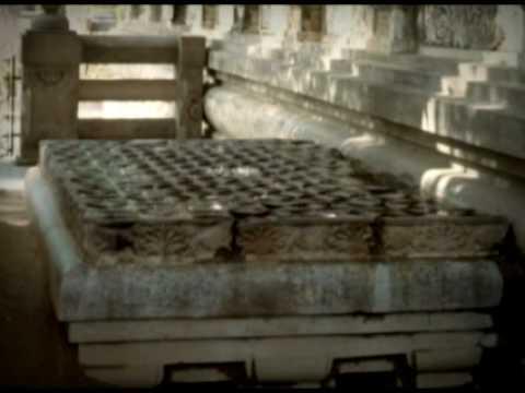 Vajrasana 3 (The Diamond Throne) - Exact spot of the Lord Buddha