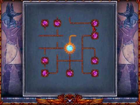 Annabel Tips & Tricks circuitboard mini game