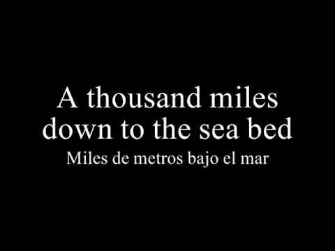 Never Let Me Go - Florence And The Machine (with Lyrics + Traducción)