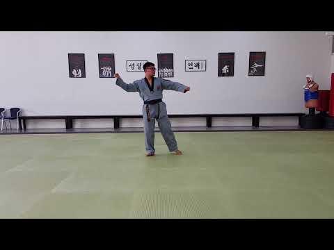 Phoenixtkd Form #1 (Taegeuk Il Jang)