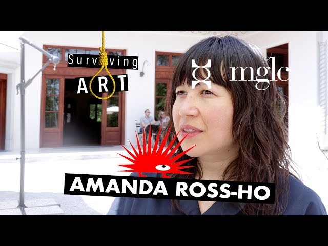 Amanda Ross-Ho - Group shows vs. solo exhibitions
