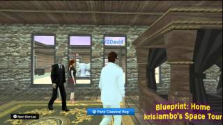 Pshome Blueprint Space Tour  Krisiambo