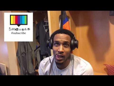 Brandon Jennings interview (talking AAU, nba greats and music)