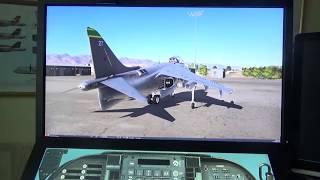Helios AV-8B Arayüzü ve Profil