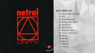 NETRAL (2012) - FULL ALBUM Unity