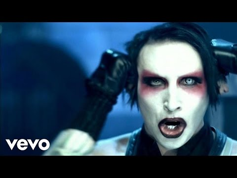 Marilyn Manson  This Is The New Shit
