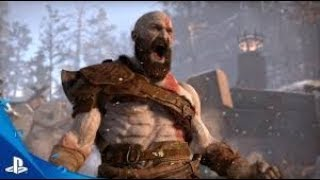 new God of War (2018) In a Single Shot Trailer PS4