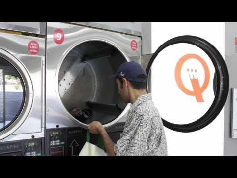 , ¿Cómo funciona una lavandería autoservicio?