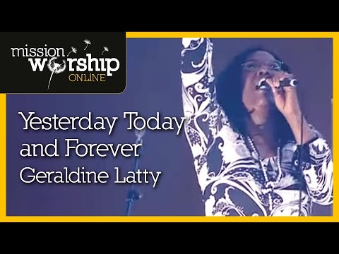 Geraldine Latty - Yesterday Today And Forever
